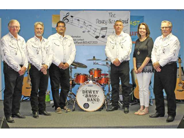 Dewey Bas Band lands major 4th of July gig