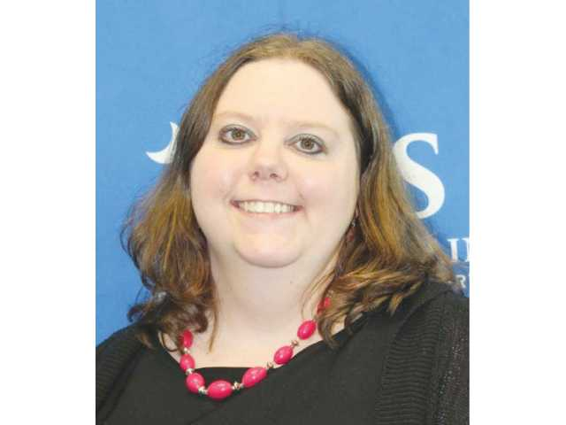 Reynolds named DSS Employee of the Month
