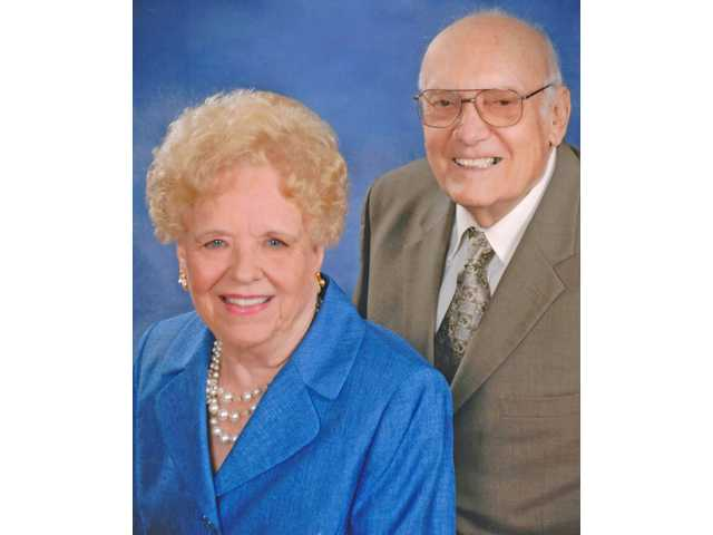 Mr. and Mrs. Baxley celebrate 70th wedding anniversary