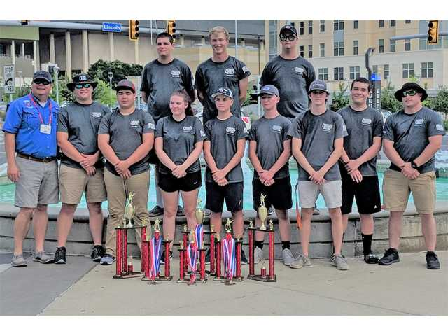 LF-R Explorers win at two competitions