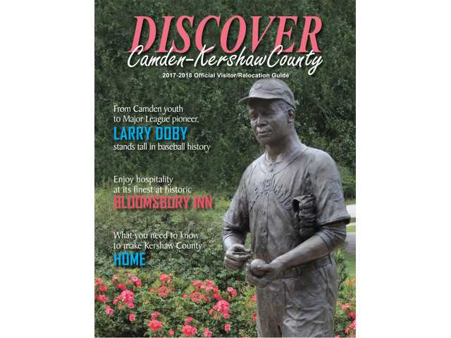 Discover Camden-Kershaw County magazine returns in September
