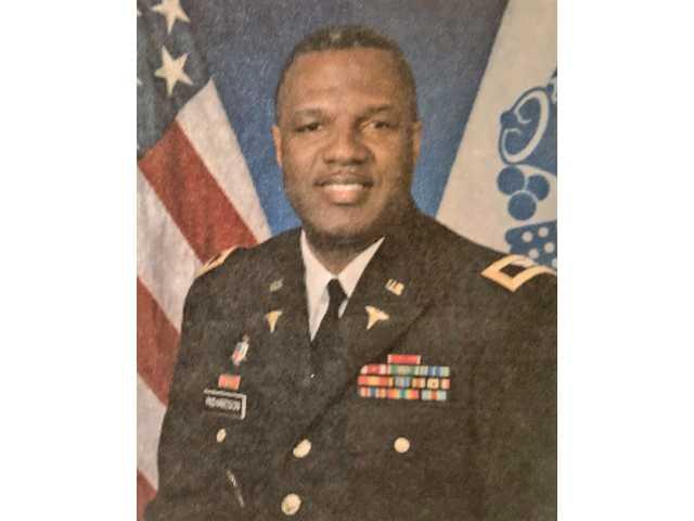 Richardson promoted