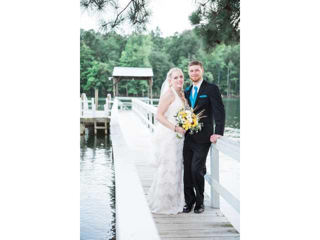 Elizabeth Combs weds Jacob William Moriarty