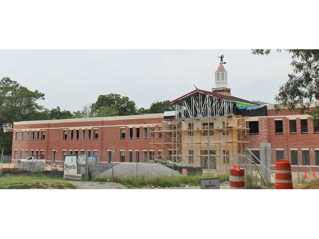 Feature photo: New Camden Elementary School