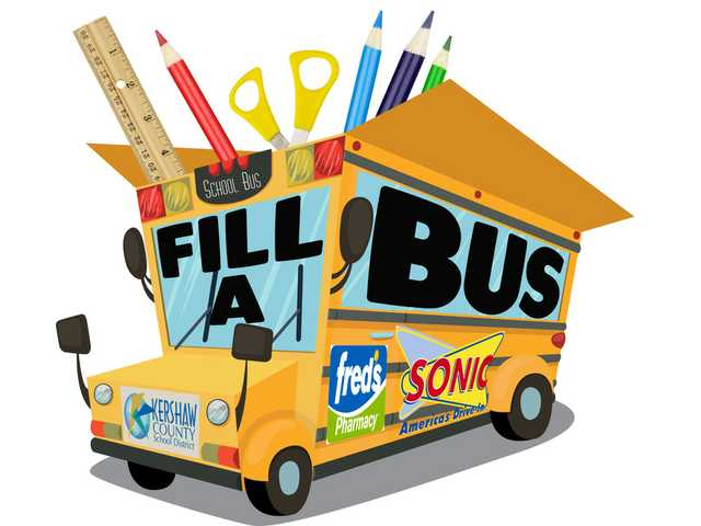 Fill A Bus campaign underway