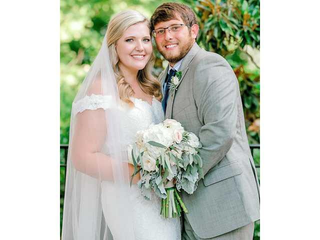 Allison Paige Hyman weds Tripp Cassady III