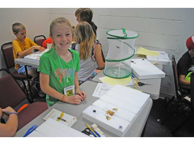 KCSD 4th graders enjoy bug camp