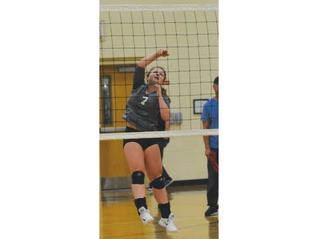 Lady Knights come home second in Sumter SpikeOff Tourney