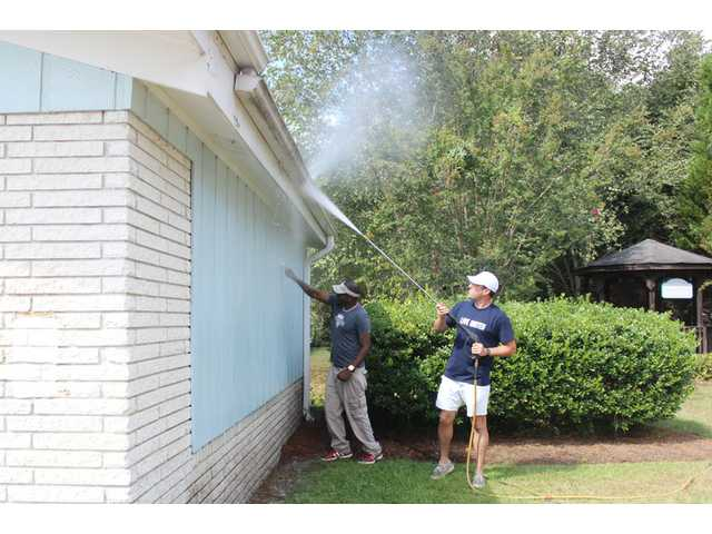 Day of Caring showcases community volunteers