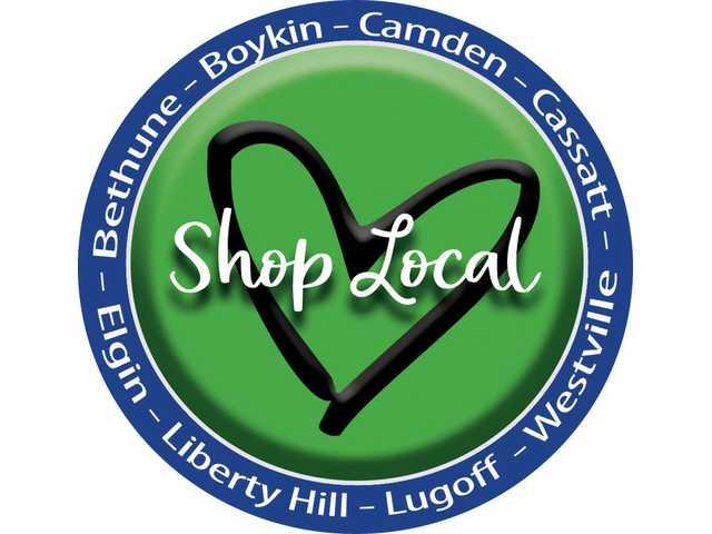 Chamber announces 'Shop Local' logo winner