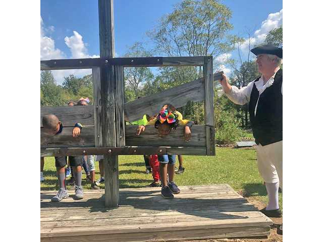 Historic Camden hosts all of Kershaw County's 3rd Graders