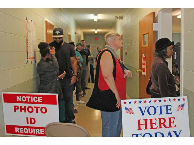 Kershaw County votes in major turnout for midterms