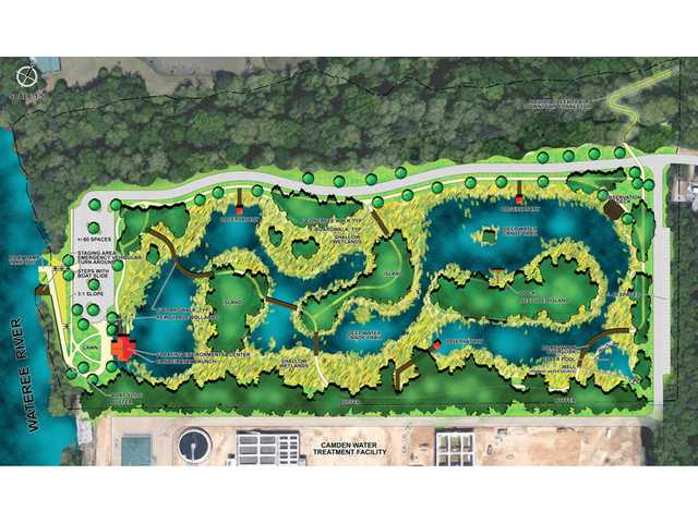City gets $500K grant for riverfront park project