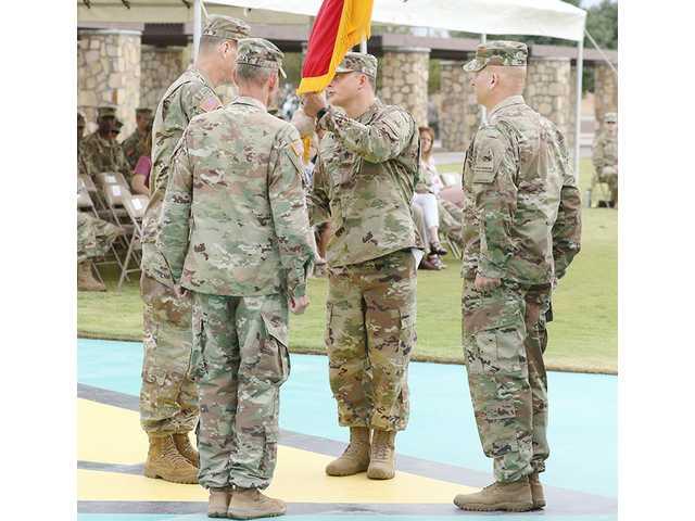 Command Sgt. Major