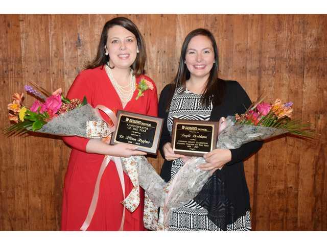 KCRC honors three