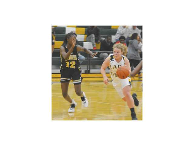 Lady Bulldogs handle North Central in opener, 54-27