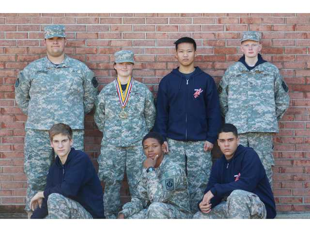 L-EHS Air Rifle Team competed in 'Best of the Best' meet