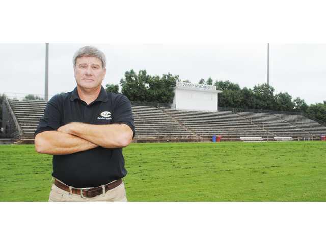 Zemp Stadium supporter addresses school board