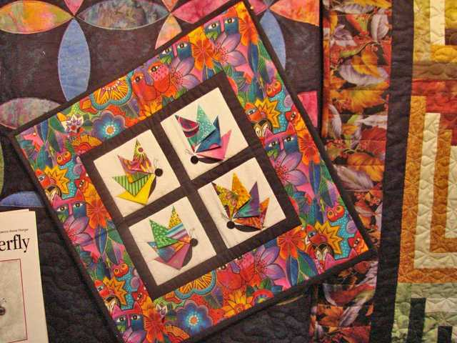 Quilt art exhibition set for Thursday