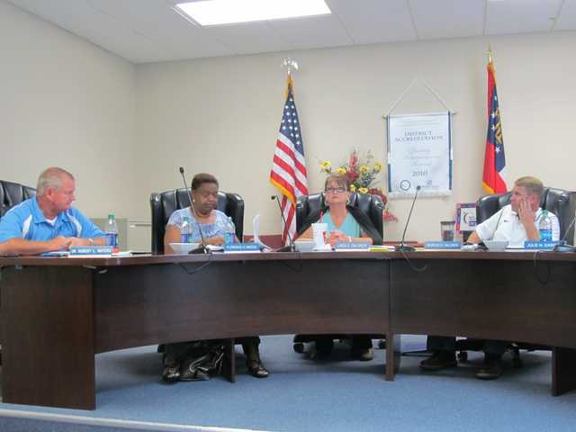 Long County Board of Education votes for Tax hike