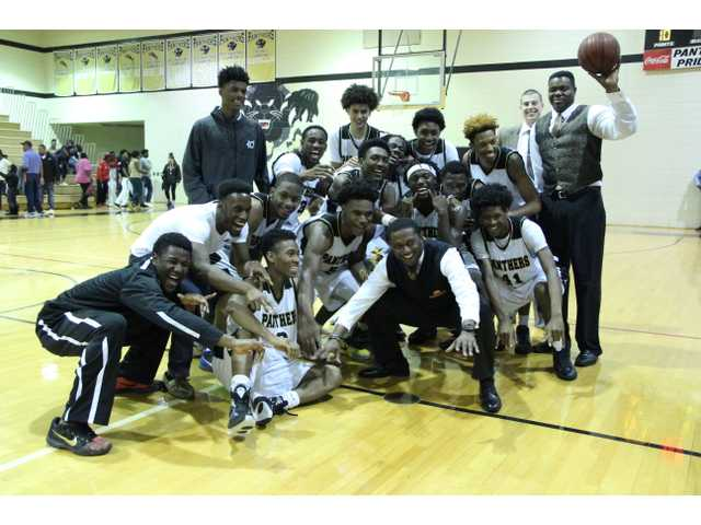 Liberty routs Thomson to win region title