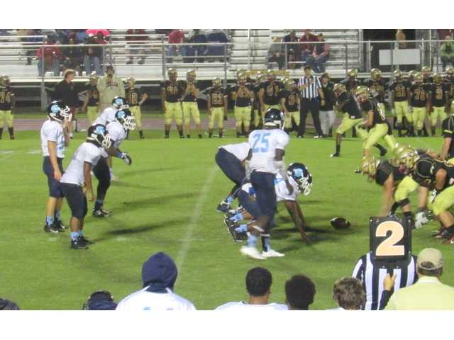 Long County hosts New Hampstead on Friday