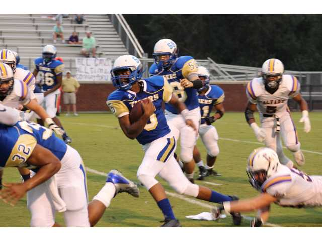 Panthers plank Buccaneers in shutout, Tigers fall at home