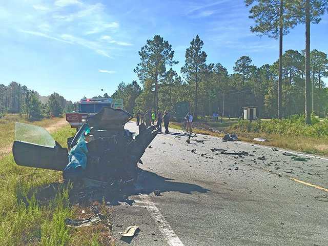 Fort Stewart crash kills young Long Co. man