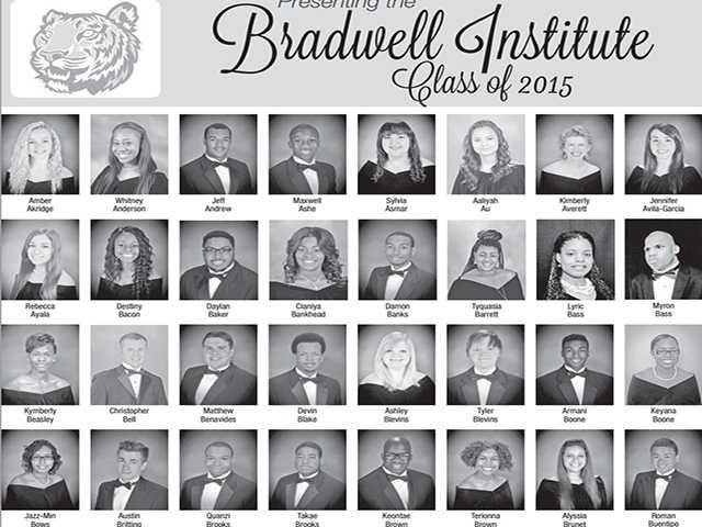 Annual salute to graduating seniors