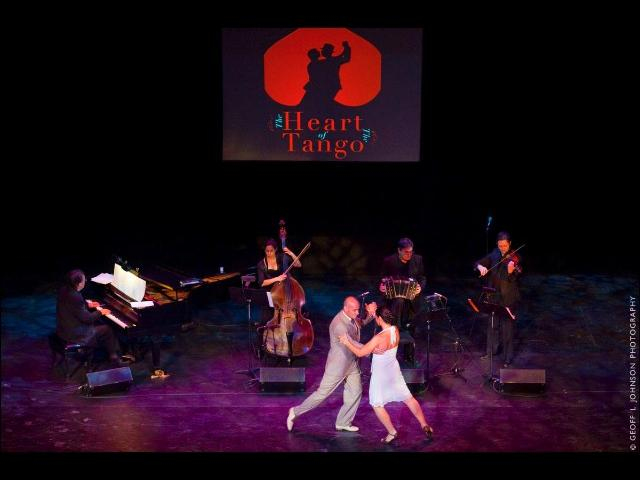 the heart of the tango