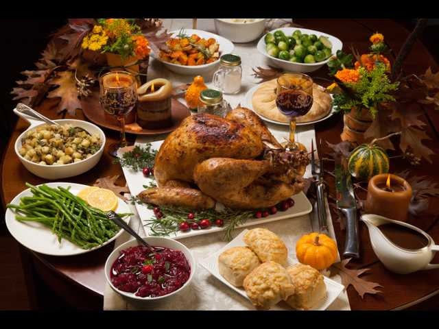 Would you spend $30 to eat Thanksgiving dinner with your family?