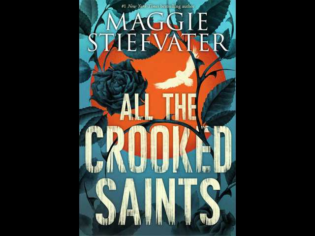 The 'brittle desert' inspired Maggie Stiefvater's new novel 'All the Crooked Saints'