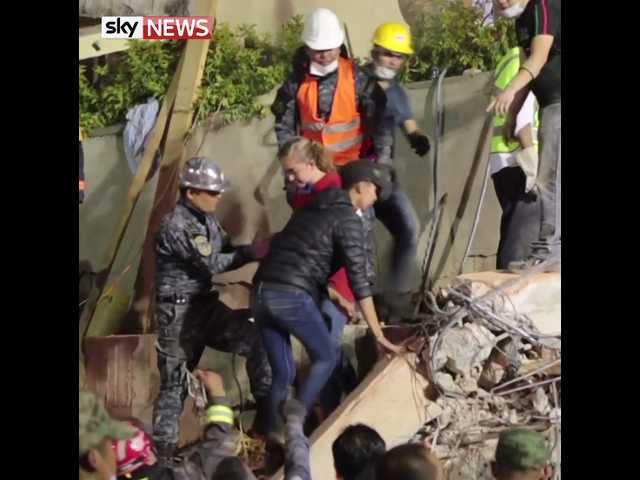 A quick rundown of what's going on in Mexico after deadly earthquake