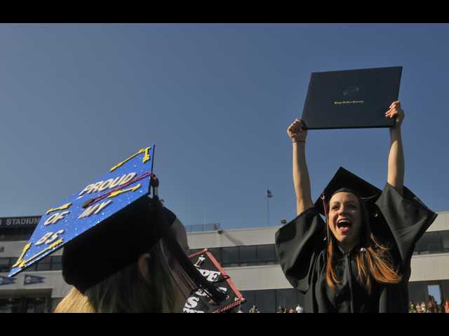 Congratulations, grads of 2016!
