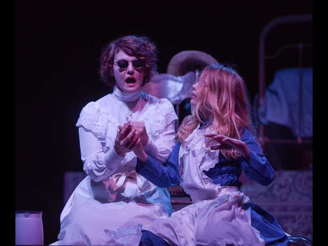 Witness 'The Miracle Worker' at Averitt Center