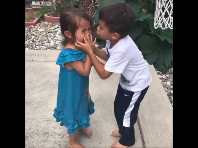 Have You Seen This? The world's best big brother