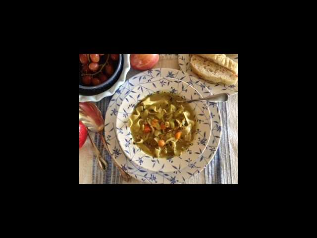 Spiced soup chases away winter chills, uses leftovers