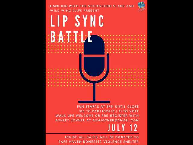 Wild Wing Café Lip Sync Battle Fundraiser