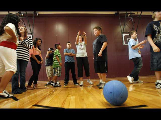 I wish my kids had real PE