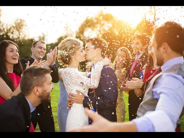 Wedding-day jitters: They are different for the bride and the groom