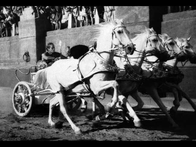 25 things you didn't know about 'Ben-Hur'