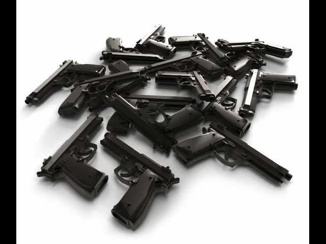 Health professionals call for action to address gun violence
