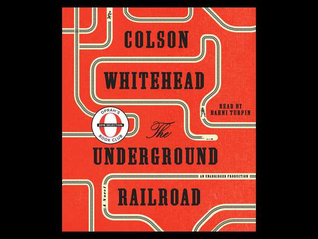 Listen up! Audiobook review: The Underground Railroad