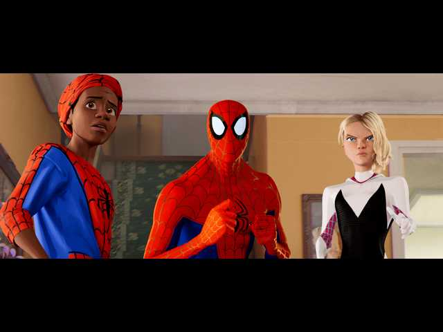 Movie review: If you were getting tired of superhero movies, 'Spider-Man: Into the Spider-Verse' mig