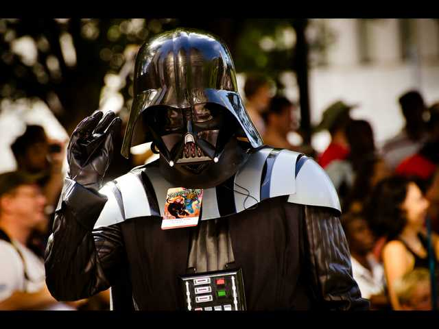 Darth Vader would beat Trump in head-to-head matchup, poll shows