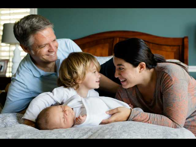 How a second baby can make your marriage more resilient