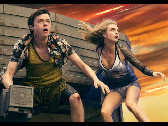 'Valerian and the City of a Thousand Planets' is heavy on CGI, light on engagement