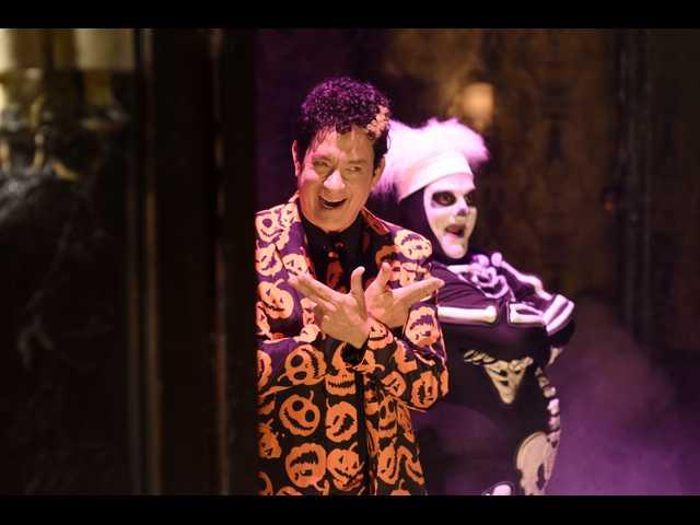 Saturday Night Live's David Pumpkins was delightful. Any questions?