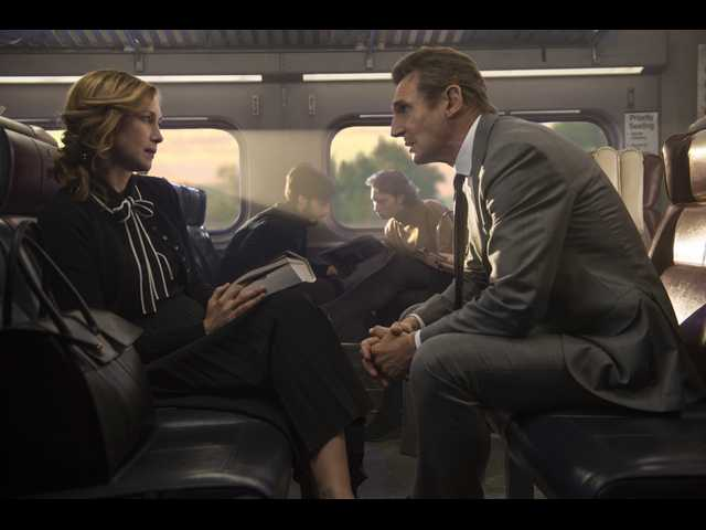 Movie review: Hammy action undermines 'The Commuter's' suspenseful story