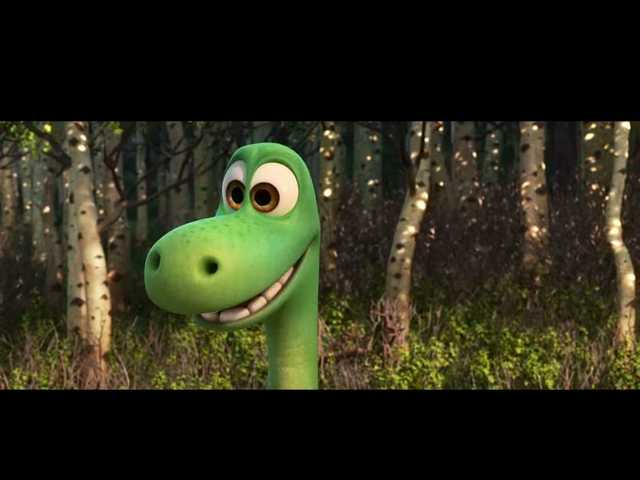 The Clean Cut: Disney/Pixar's 'The Good Dinosaur' trailer released
